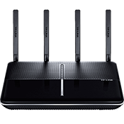 [802.11a/b/g/n/ac] TP-LINK Archer AC3150 Wireless Dual Band Router-3150Mbps, dual 2.4GHz/5GHz bands