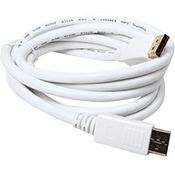 6 ft. Rosewill DisplayPort Male-Male 4K Ready Cable-4K Ready, 28 AWG, High Bit-Rate