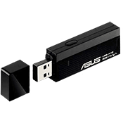 [802.11b/g/n] ASUS USB-N13 Wireless USB Adapter-Up to 300Mbps