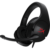 HyperX Cloud Stinger Gaming Headset-90 degree rotating cups