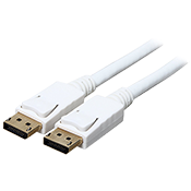 10 ft. Rosewill DisplayPort Male-Male 4K Ready Cable-4K Ready, 28 AWG, High Bit-Rate