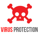 VIRUS PROTECTION-McAfee Antivirus PLUS
