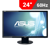 "24"" [1920x1080] ASUS VE248H Monitor -- 60Hz 2ms-Single Monitor"