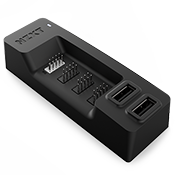 [5-Ports] NZXT Internal USB Expansion Hub - 3 Internal connectors, 2 external connectors