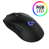 Logitech G403 Prodigy Wireless RGB Programmable Gaming Mouse-200-12000 DPI; Programmable RGB; Wired/Wireless Modes