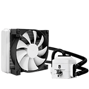 DEEPCOOL Captain 120EX 120mm Liquid Cooling System - White