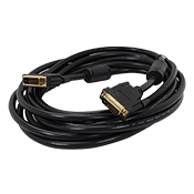 15 ft. Rosewill DVI-D(M) to DVI-D(M) Dual Link Cable-Gold Plated Connector