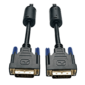 15 ft. DVI-D(M) to DVI-D(M) Dual Link Cable-Gold Plated Connector