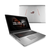 ASUS ROG GL702VS-RS71, 17.3'' 120Hz G-SYNC FHD, Anti-Glare 1920x1080 [KBL]
