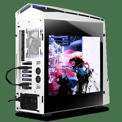 Ibuypower Snowblind Extreme Ibuypower 174 Gaming Pc