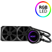NZXT Kraken X52 240mm Liquid CPU Cooler