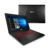 ASUS FX502VM-AS73, 15.6'' FHD, Anti-Glare 1920x1080