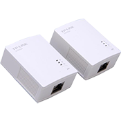 [802.3/3u] TP-LINK TL-PA2010KIT Wireless AV200 Ethernet Adapter Starter Kit-Up to 200Mbps