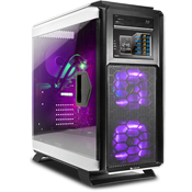 Corsair Graphite Series 760T Full Tower Gaming Case - White-White