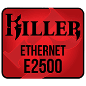 Killer E2500 Gaming Network