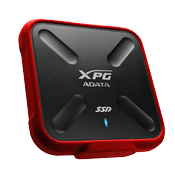 [USB 3.1] ADATA XPG 256GB External Solid State Drive - SD700X-Military-Grade shockproof and waterproof IP68 certified