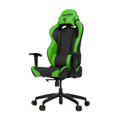 Vertagear Racing Series SL2000 Gaming Chair [Black/Green]