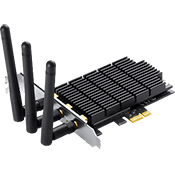 TP-Link Archer T9E AC1300 Dual Band Network Card-Up to 1300 Mbps, dual 2.4GHz/5GHz bands