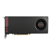 AMD Radeon RX 580 - 4GB (VR-Ready)-Single Card