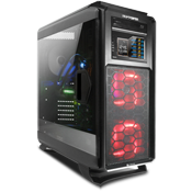 Corsair Graphite Series 760T Gaming Case - Black-Black