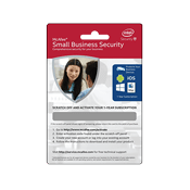 [$5] - McAfee Small Business Security ($49 Value)