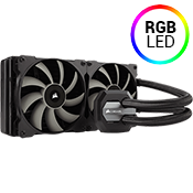 Corsair Hydro Series H115i 280mm Liquid CPU Cooler-[Ryzen]