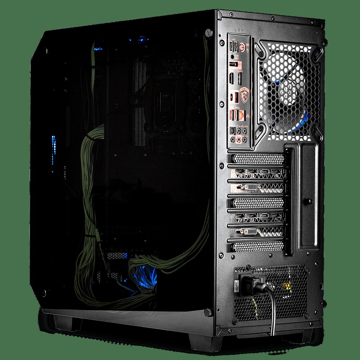 AMD Ryzen 7X Configurator