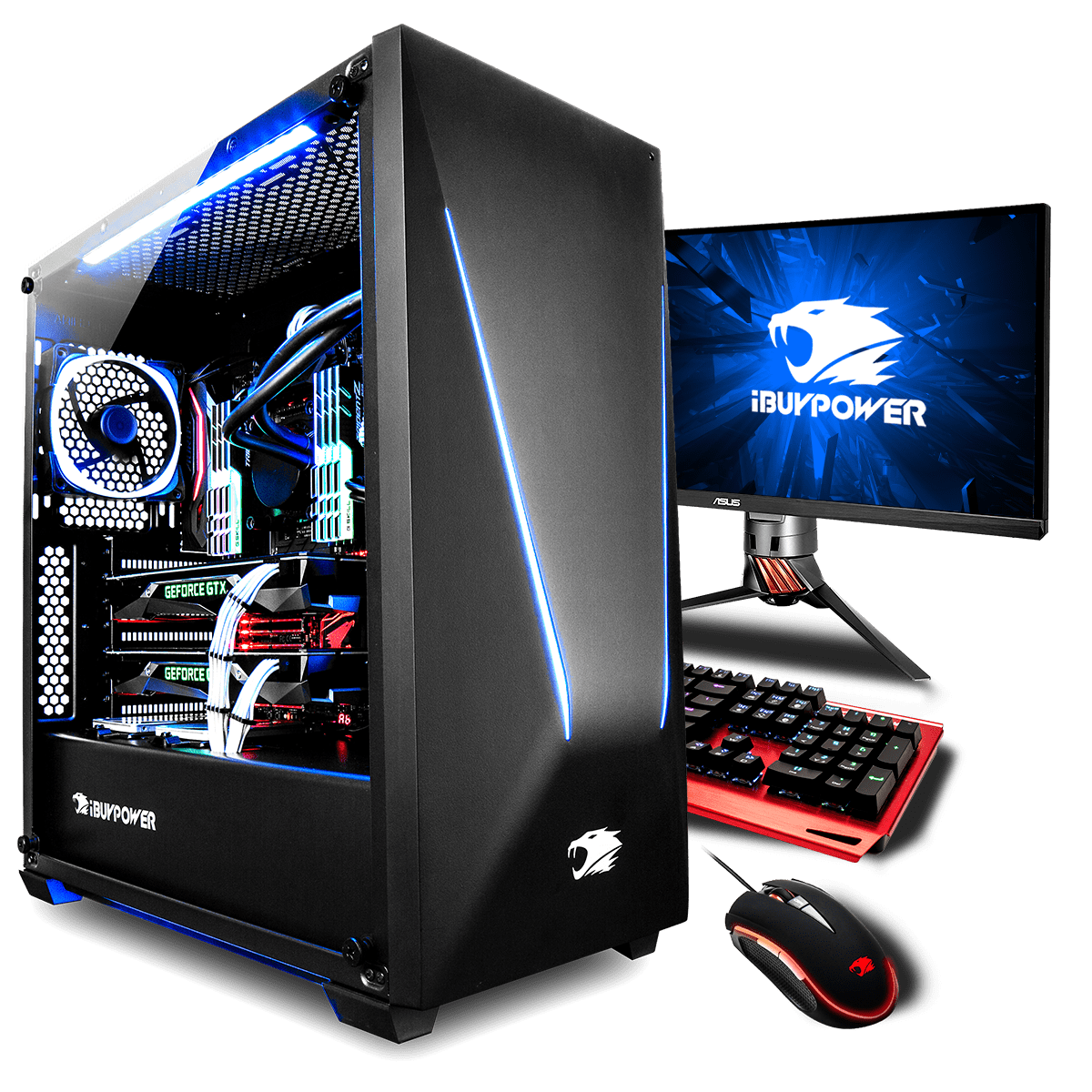4449231dc6a Cyber-Monday-Sale-AMD-Threadripper: iBUYPOWER® Gaming PC