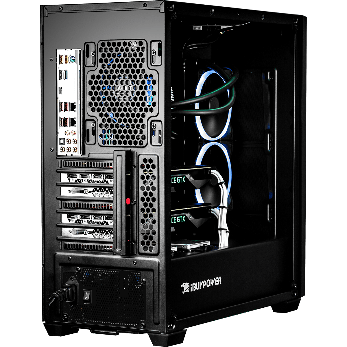 Gamer Paladin Z350 Ibuypower Gaming Pc Kabel Power Komputer Cpu Desktop 265 Customer Reviews