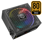 750 Watt - Thermaltake Toughpower Grand RGB - 80 PLUS Gold, Full Modular