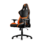 Cougar Armor Gaming Chair [Orange/Black]