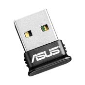 ASUS Bluetooth 4.0 USB Adapter-Up to 3Mbps Data Rate; Plug and Play