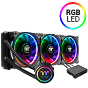 Thermaltake 360mm RGB Aio Liquid Cooling System-[Ryzen]