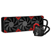 DEEPCOOL Captain 360EX 360mm Liquid Cooler-[Ryzen]
