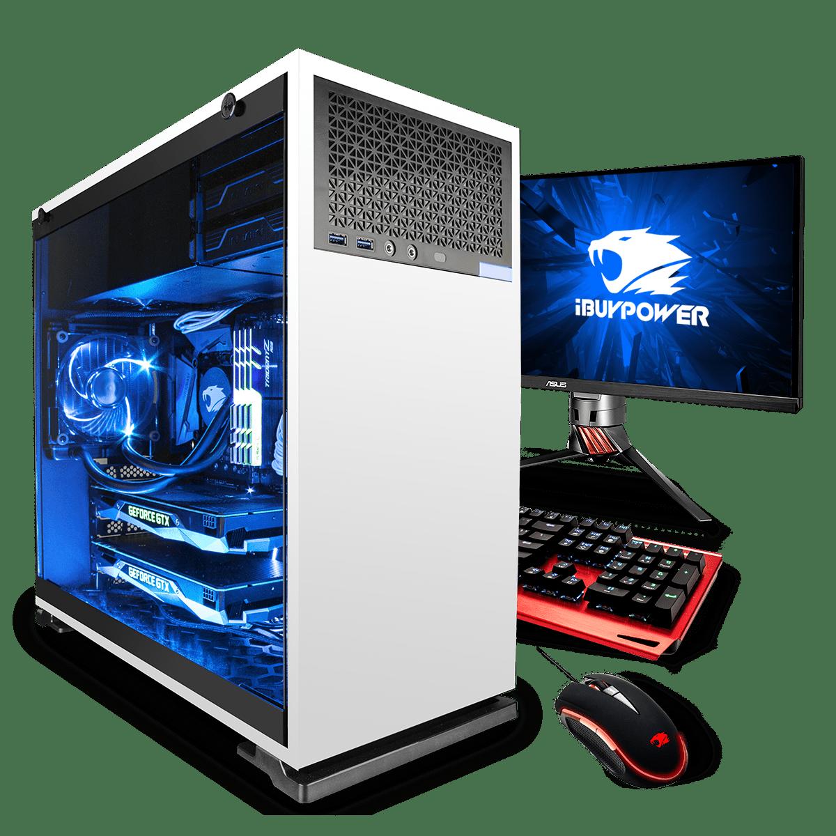 Gamer Paladin N1080: iBUYPOWER® Gaming PC