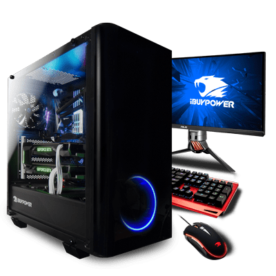 iBUYPOWER Anniversary Intel Z370 Intel Hex Core i7 Desktop