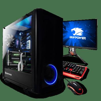 iBUYPOWER Anniversary Intel Z370 Intel Hex Core i7 Desktop