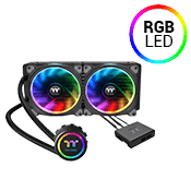 Thermaltake Floe Dual Riing 280mm RGB AIO Liquid Cooler