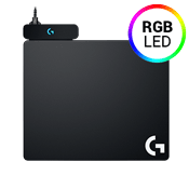 Logitech POWERPLAY Wireless Charging Mouse Pad-Innovative new Powerplay continuous wireless charging technology Continuously charges wireless Logitech G mouse
