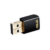 [$5] - ASUS USB-AC51 AC600 Dual Band Wireless USB Adapter ($44 value)