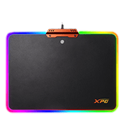 ADATA XPG INFAREX R10 RGB Gaming Mousepad-[350MM x 250MM x 3.6MM] RGB PVC Hard Surface
