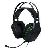 Razer Electra V2 Analog Headset-Custom- Tuned 40MM Drivers with flexible aluminum frame Both Lightweight and Durable