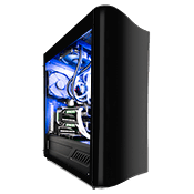 Thermaltake View 22 Tempered Glass Gaming Case