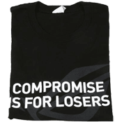 [FREE] - ASUS T-Shirt XL (Limited, while supplies last!)-FREE for ASUS Laptops (excludes refurbs)