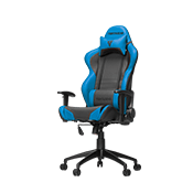[$199] Vertagear Racing Series SL2000 Blue/Black Gaming Chair ($299 Value)