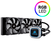 Corsair Hydro Series H150i 360mm Liquid CPU Cooler-[Ryzen]