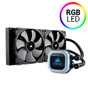 Corsair Hydro Series H115i PRO 280mm RGB Liquid CPU Cooling System