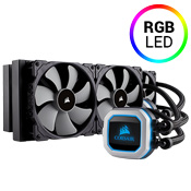 Corsair Hydro Series H115i 280mm RGB Liquid CPU Cooler-[Ryzen]