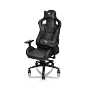 Tt eSPORTS X FIT XF100 Profesional Gaming Chair Black - [Black]