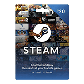 [FREE] - $20 Steam Gift Card (While supplies last!)-FREE! With Certified Refurbished Notebook Purchase (8 weeks to receive)